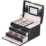 Boîte à bijoux Mallette coffrets boîte à maquillage, bijoux et...