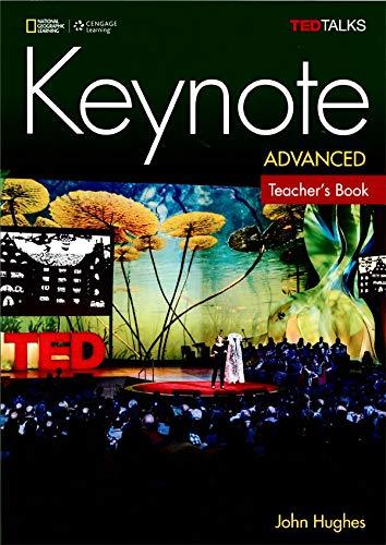 Keynote C1.1/C1.2: Advanced - Teacher's Book + Audio-CD