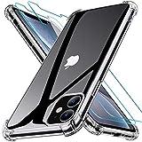 Joyguard Design pour Coque iPhone 11 avec 2 Verre trempé Protection...