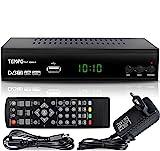 Tempo 4000 Decodeur TNT HD pour TV / FULL HD Decodeurs TNT Peritel / HDMI...