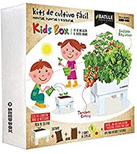 Huerto Urbano - Seed Box Kids - Batlle