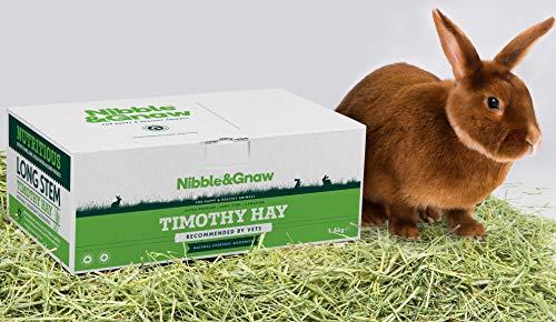 Nibble&Gnaw, Heno Timothy para Conejos, Conejillos de Indias,...
