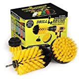 Drill Brush Power Scrubber by Useful Products...
