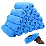 Tomus-UNI disposable shoe covers 200 Pack (100 Pairs)