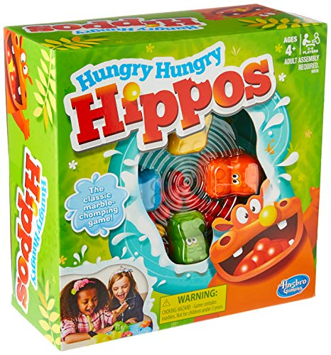 Hungry Hungry Hippos (Game)
