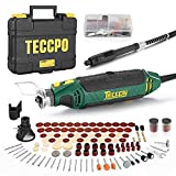TECCPO Mini Outil Rotatif,135W Mini Meuleuse 10000-35000tr/min, Haute...