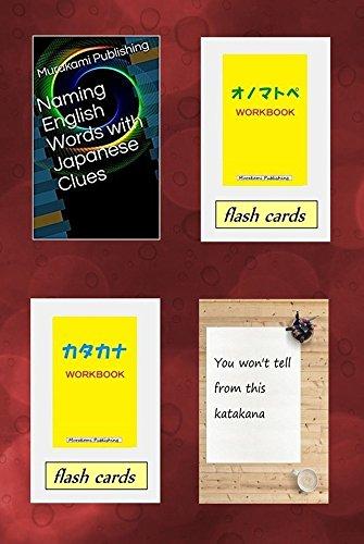 Paquete de tarjetas Nihongo (edición en inglés)