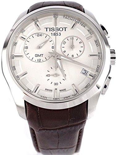Tissot Herren-Uhren Quarz Chronograph T0354391603100