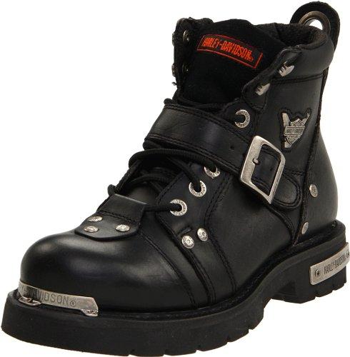 ハーレーダビッドソン メンズ ブレーキバックルブーツ US サイズ: 7 カラー: ブラック