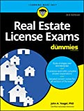 Real Estate License Exams For Dummies, with 4 Practice Tests