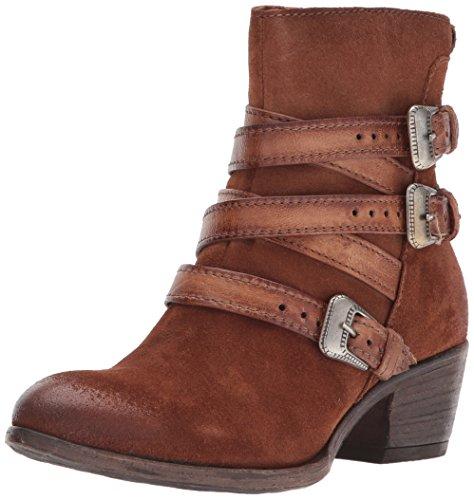 Miz Mooz Women's Darien Ankle Boot, Coffee, 36 M EU (5.5-6 US)