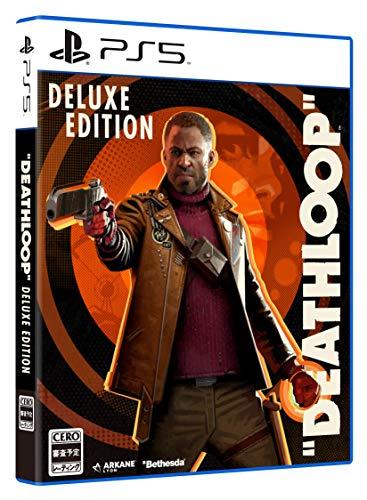 DEATHLOOP Deluxe Edition〔Amazon.co.jp限定〕特典内容未定 【予約特典】ゲーム内アイテム コード封入 【C...