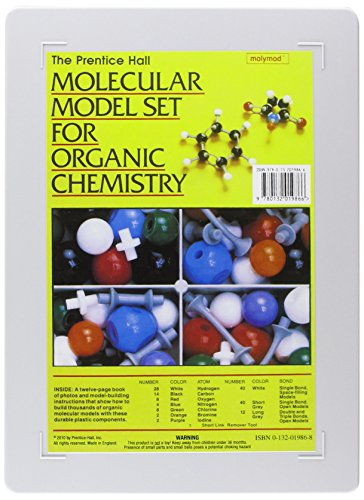 Organic Chemistry Molecular Model Set: Molecular Model Set