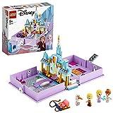 LEGO Frozen Il Libro delle Fiabe di Anna ed Elsa, Set di Costruzioni per Liberare la Fantasia, Idea Regalo per Bambini 5+ Anni, 43175
