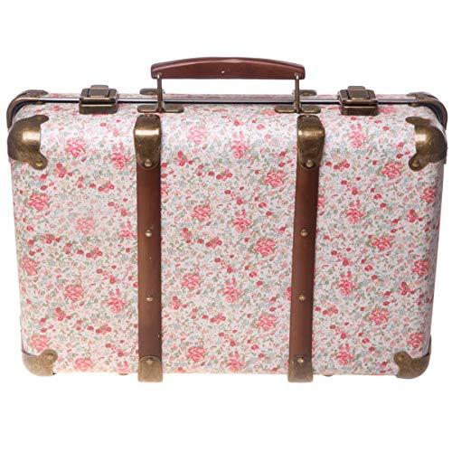 """Vintage Koffer """"Blümchen"""" von Sass & Belle"""