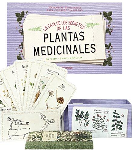 Los secretos de las plantas medicinales (Larousse - Libros Ilustrados/ Prácticos - Ocio Y Naturalez