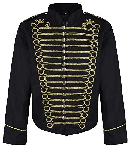 Ro Rox Steampunk Napoleon Military Drummer Parade Jacket (Apparel)