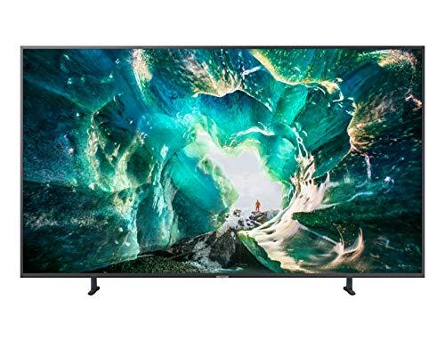 Samsung UE82RU8000U Smart TV 4K Ultra HD 82' Wi-Fi, Serie RU8000, 3840 x 2160 Pixels, Nero, 2019