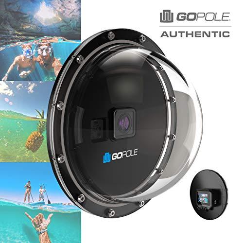 GOPOLE Dome Pro - Over/Under Dome per GoPro Hero7/6/5
