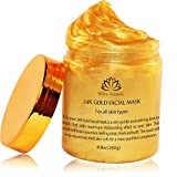 ONE DAY SALE! 24K Gold Facial Mask By White Naturals: Rejuvenating...