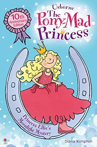 The Pony-Mad Princess Princess Ellie's Moonlight Mystery (The Pony-Mad Princess): 05