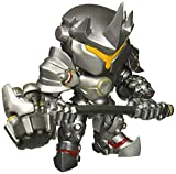 """Pop! Games: Overwatch- Reinhardt 6"""" Figure stands on its own w/ metallic paint Officially licensed"""