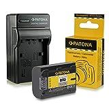 Chargeur + Batterie NP-FH50 pour Sony CyberShot DSC-HX1 | DSC-HX100V |...