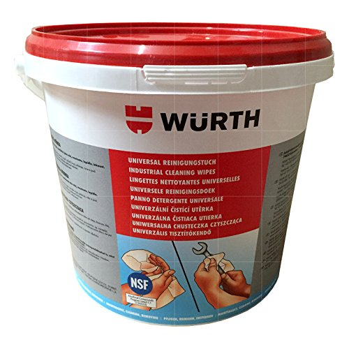 Würth 089090090 Universal Reinigungstücher 90 Stück