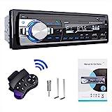 RDS Autoradios Bluetooth, Lifelf Radio Voiture Récepteur avec Lecteur MP3...
