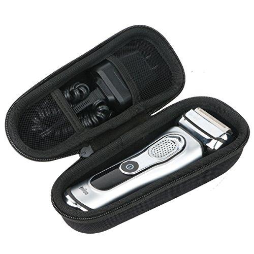 Khanka EVA Borsa da viaggio Custodia caso scatola per Braun Series 5 5070CC 5030S Rasoio Elettrico a Lamina da Barba per Uomo