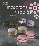 51v1tMz5f9L. SL160  - Macarons et Sablés - De Plats en Plats