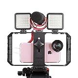 Ulanzi U Rig Pro Support de trépied pour appareil photo et vidéo pour appareil photo et vidéo
