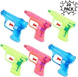 THE TWIDDLERS 20 Pistolets à Eau Enfant Adulte Squirt Gun Rage de tir,...