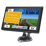 Aonerex 9' GPS Voiture Auto Navigation Écran Tactile Cartographie Europe...
