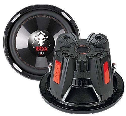 Boss P126DVC Phantom 12-Inch 2300 Watt Max Power Car Audio Subwoofer