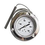 ConPush Thermometre Four avec 150CM Sonde Longue pour Cuisine BBQ...