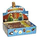 Bombonierka pour perruches collection de 12 bâtonnets de...