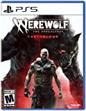 Werewolf: The Apocalypse - Earthblood (PS5) - PlayStation 5 (Video Game)
