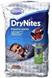 Couches Culottes Huggies DryNites Spiderman 4-7 Ans, 30 par paquets