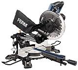 FERM Scie à onglet radiale 1500W 210mm