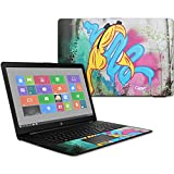 MightySkins Skin Compatible with HP 17t Laptop 17.3' (2017) - Twisted Wonderland   Protective, Durable, and Unique Vinyl Decal wrap Cover   Easy to Apply, Remove, and Change Styles   Made in The USA