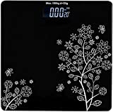 Electronic Thick Tempered Glass LCD Display Digital Personal Bathroom Health Body Weight Weighing Scales For Body Weight, Digital Weighing Machine