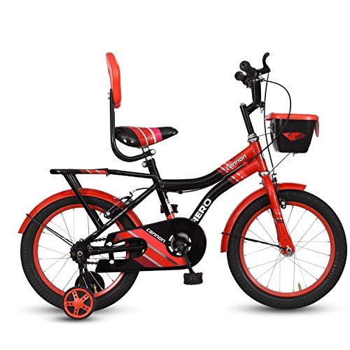 Hero Cannon 20T 1-Speed Cycle (Black/Red)