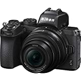 Nikon Z50 Mirrorless Camera Body with Z DX 16-50mm f/3.5-6.3 VR Lens