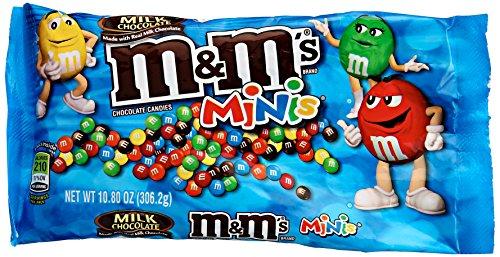 M&M's Minis Milk Chocolate Candy, 10.8 oz