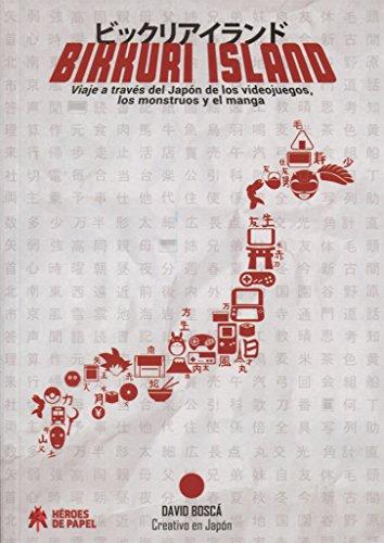 Bikkuri Island: Viaje al Japón de los videojuegos, los monstruos y el manga