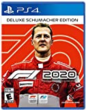 F1 2020 Deluxe Schumacher Edition - PlayStation 4 Deluxe Schumacher Edition (Video Game)