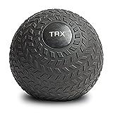 TRX Training Slam Ball, Easy-Grip Tread & Durable Rubber Shell, 6lbs