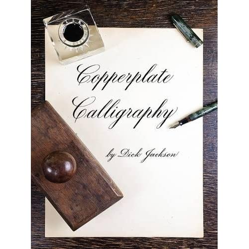 Copperplate calligraphy, moderncalligraphy, calligraphy basics, beginners calligraphy