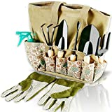 Scuddles Garden Tools Set - 8...